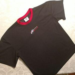 NFL Buffalo Bills embroidered men's t-shirt, XL